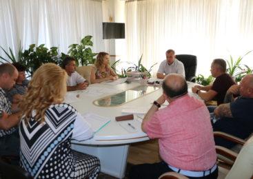 Николай Гусаков провел встречу с председателями постоянных депутатских комиссий