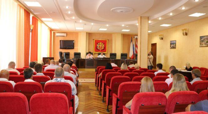 Состоялась 74-я сессия Керченского горсовета
