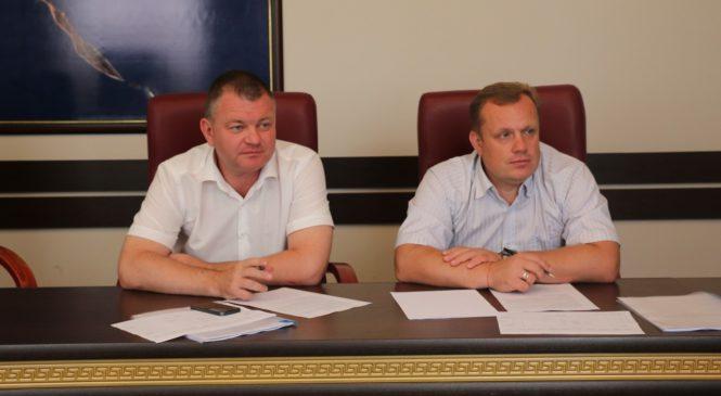 Николай Гусаков принял участие в видеоселекторном совещании
