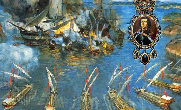 9 августа — День воинской славы России — День победы в Гангутском сражении