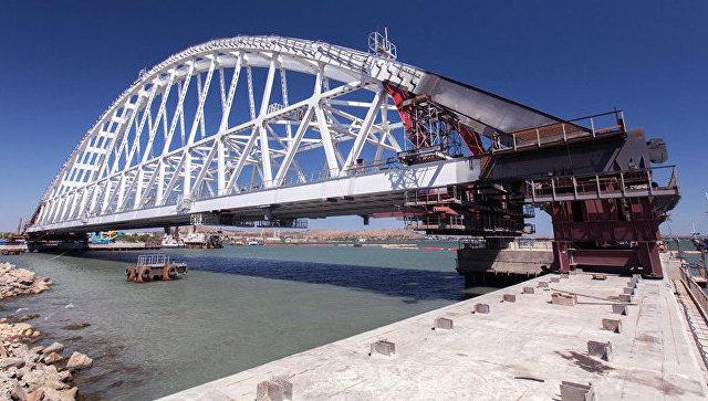 Определены победители конкурса песен и стихов про Крымский мост