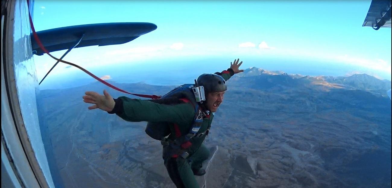 сновидений: прыжок с парашютом официальный сайт Наличие удостоверения Доставка