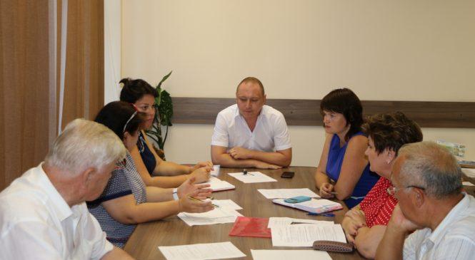 В муниципалитете обсудили как будут праздновать День города