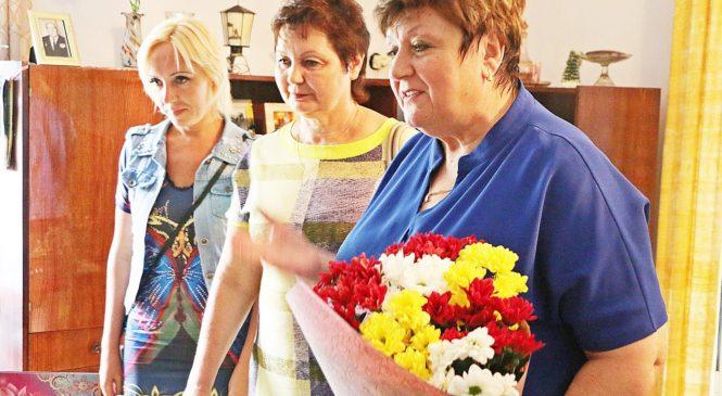 100-летний юбилей отметила керчанка Инна Григорьевна Федотова