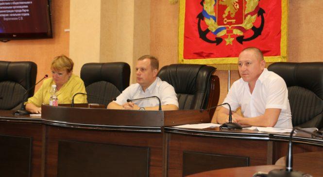 Межнациональный совет Керчи заседал в городском совете