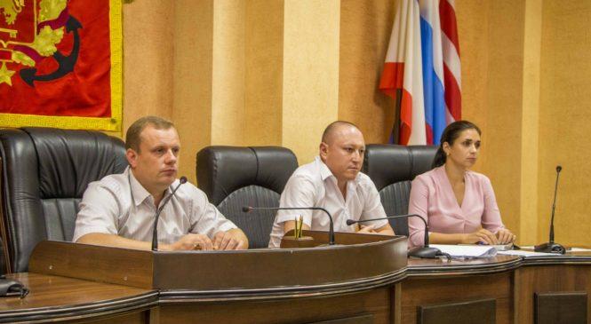 В горсовете прошло заседание рабочей группы №3 по разработке Стратегии города