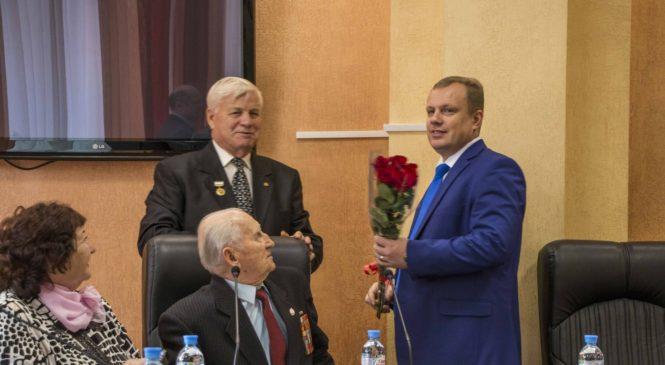 В Керчи прошло заседание Президиума Совета Крымского республиканского Союза ветеранов