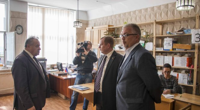 В филиале «Крымгазсети» поменяют подход к приему граждан