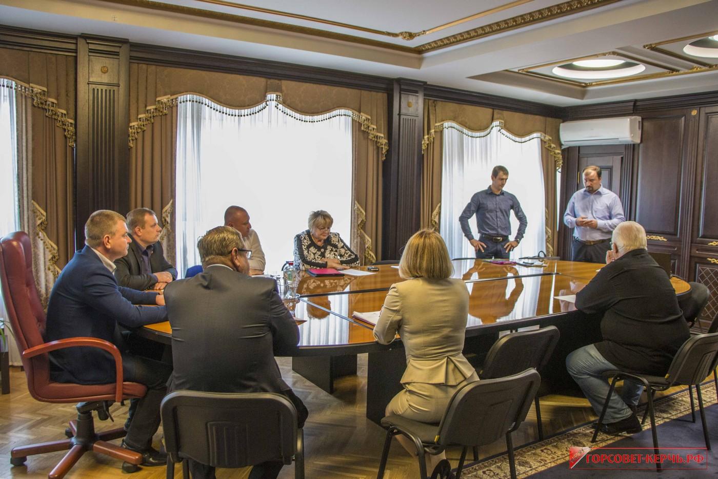 В Керчи презентовали проект туристического веб-портала города