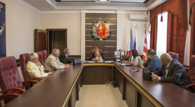 Прошло заседание Общественного совета