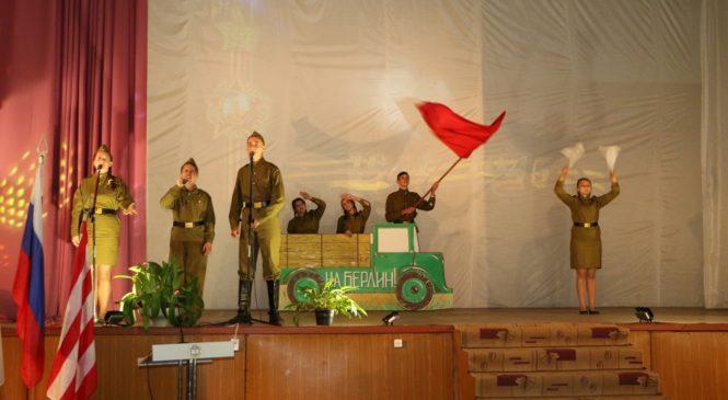 В Керченском политехе провели акцию «Есть такая профессия — Родину защищать»