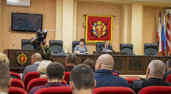 85 сессия городского совета состоится 30 января 2018 г.
