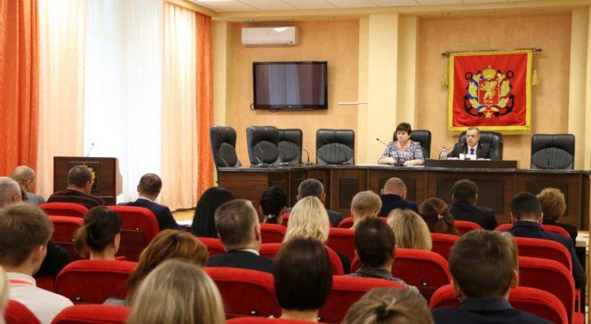 83 сессия Керченского городского совета состоится 26 декабря 2017 года в 10.00 утра