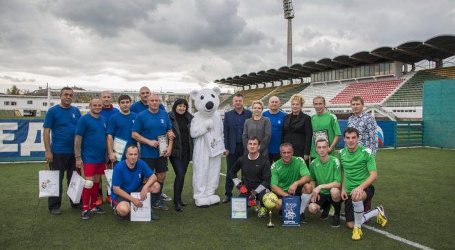Депутаты Керчи и Темрюкского района сыграли в футбол