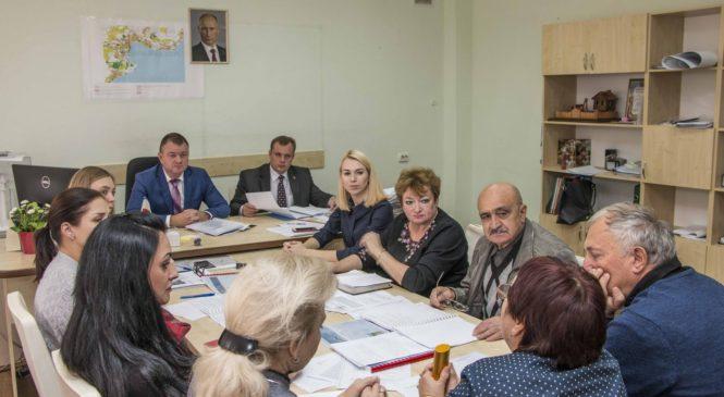 Прошло очередное заседание Градостроительного совета Керчи