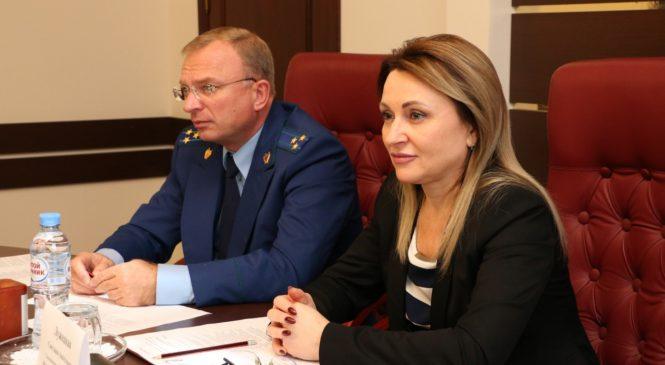 Рабочее совещание с участием Уполномоченного по защите прав предпринимателей в РК прошло в Керчи