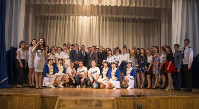 В Керчи посвящение в студенты КГМТУ прошло в обновленном актовом зале
