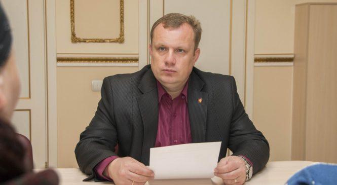 Глава муниципального образования г. Керчь Николай Гусаков провел прием граждан