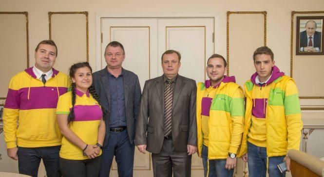 Керчане вернулись с XIX Всемирного фестиваля молодежи и студентов, проходившего в Сочи