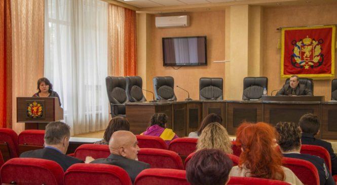 В Керчи готовятся провести День инвалида, День неизвестного солдата и День Конституции Российской Федерации