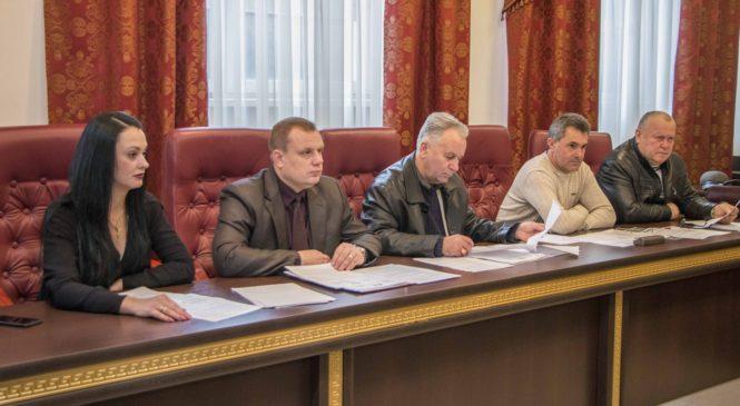 Прошло заседание депутатской комиссии по вопросам жилищно-коммунального хозяйства, экологии и использования природных ресурсов