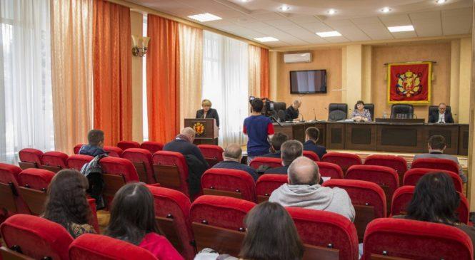 В Керчи прошли публичные слушания по бюджету на 2018 год и плановый период 2019-2020 годов