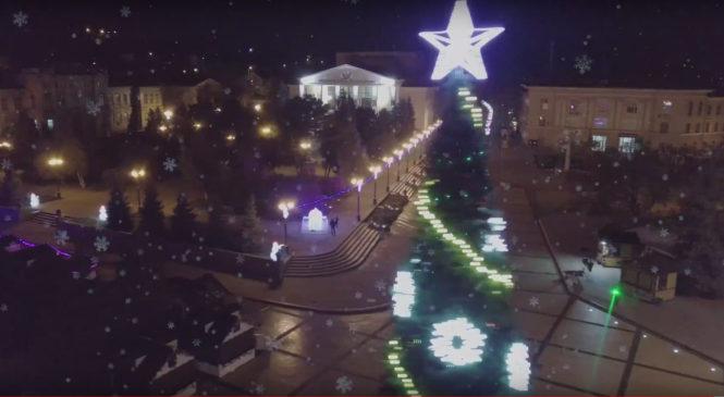 Журналисты страны поздравили Керчь с Новым годом (ВИДЕО)