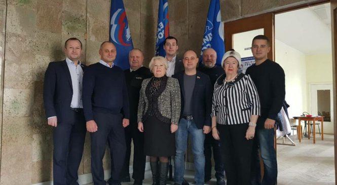 1 Декабря — Единый день приема граждан депутатами от ВПП «ЕДИНАЯ РОССИЯ»