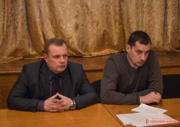 8 декабря Глава муниципального образования Николай Гусаков провел встречу  с горожанами