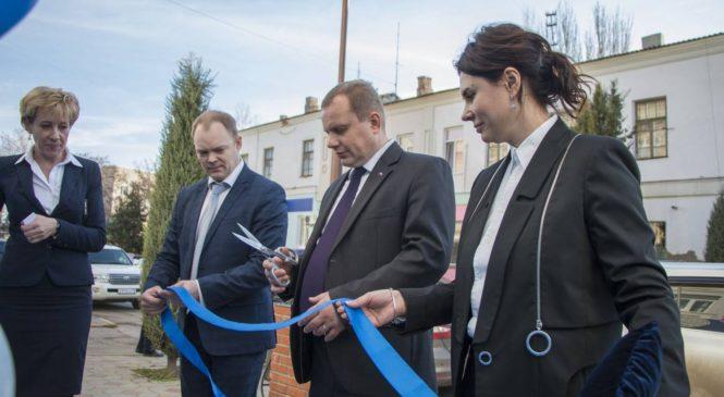 В Керчи открылся первый оперативный офис коммерческого банка «Рублев»