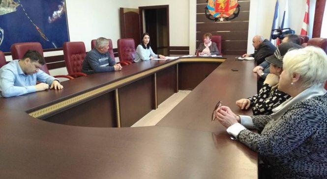 Общественный совет г. Керчи провел итоговое заседание