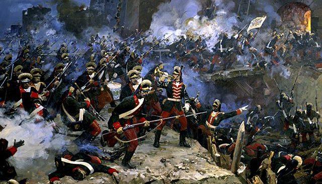 24 декабря – День воинской славы России. День взятия турецкой крепости Измаил