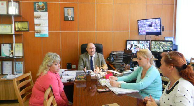 Депутат горсовета Валерий Арустамян провел прием граждан