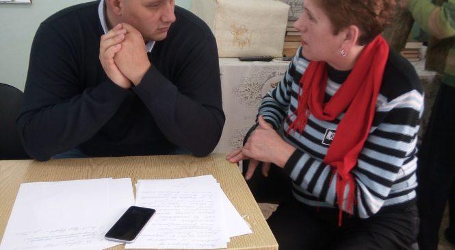 Депутаты городского совета провели встречу с керчанами старшего поколения
