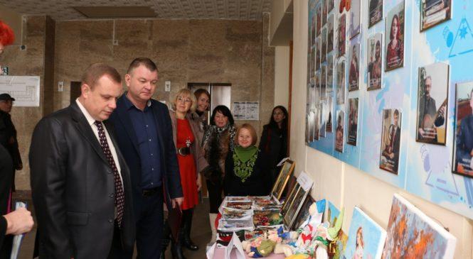Николай Гусаков принял участие в праздновании Международного Дня инвалидов