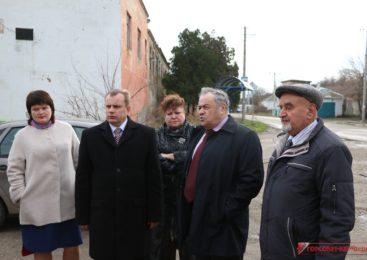 Депутаты провели объезд одномандатного округа №1 по проблемным вопросам