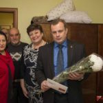Руководство города поздравило с 90-летним юбилеем керчанку Анну Ногину