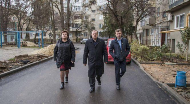 Глава муниципального образования совершил объезд района Войково по проблемным вопросам