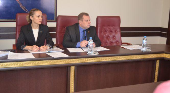 В городском совете прошло совещание в режиме ВКС с Министерством внутренней политики, информации и связи РК