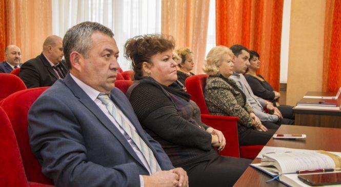 В городском совете провели коллегию депутатов