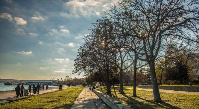 Проводится опрос жителей Керчи на тему отношения к общественным пространствам города