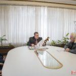 Глава муниципального образования провел приём граждан