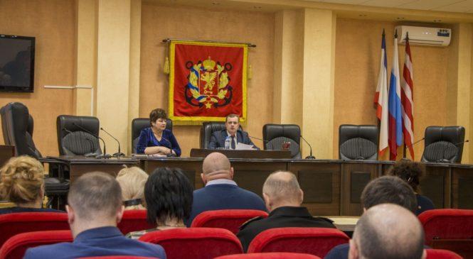 87 сессия городского совета пройдет 28 февраля в 10 утра