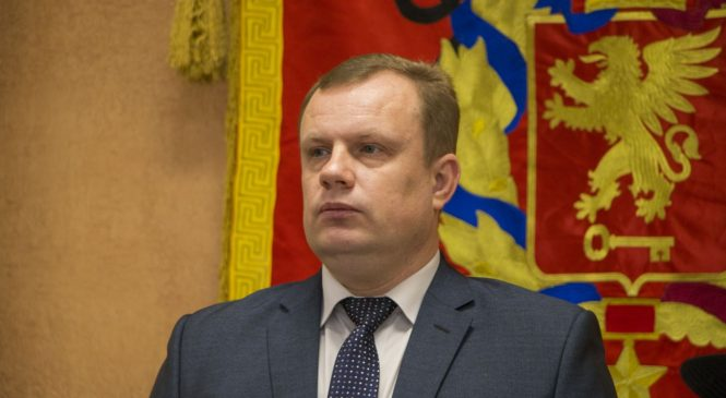 Состоялась внеочередная 85 сессия Керченского городского совета