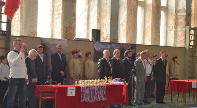 В Керчи прошел Республиканский турнир по дзюдо, посвященный 29-й годовщине вывода советских войск из Афганистана
