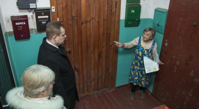 Городским советом ежедневно проводится работа по обращениям граждан