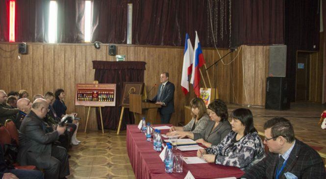 Николай Гусаков принял участие в VI Всероссийской научно-практической конференции