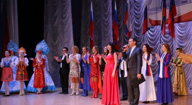 В ДК «Корабел» прошел День Республики Крым