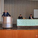Сенатор от Республики Крым Сергей Цеков посетил Керченский металлургический завод