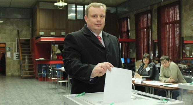 Керчь выбирает Президента Российской Федерации
